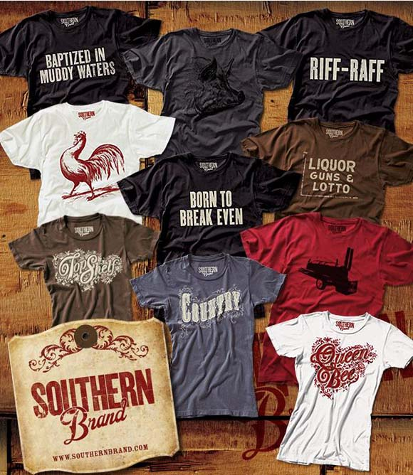 Southern Brand apparel