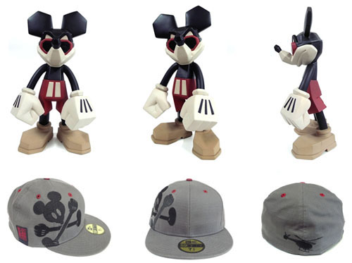 Span of Sunset x Disney x BLOC28 x New Era