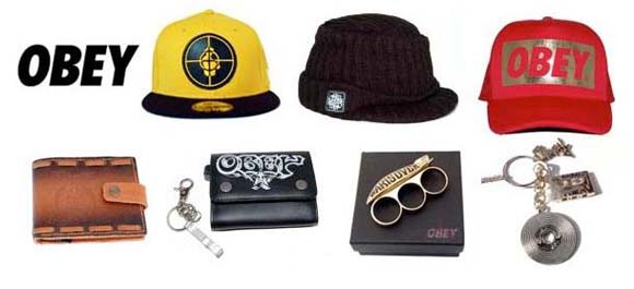 SqHeads Obey items