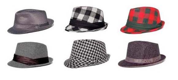 SqHeads Fedora Hats items