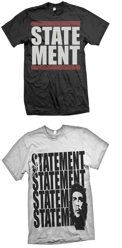 Statement Clothing tees