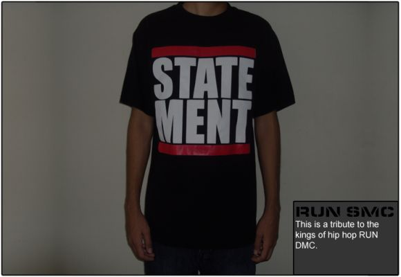 Statement Clothing '09 tee