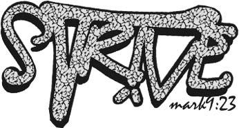STR!VE logo