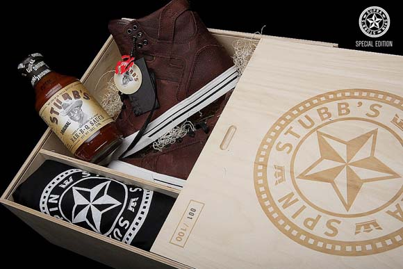 Limited Edition Supra Stubb's Skytop: SXSW Edition