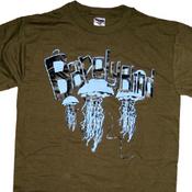TDR Records shirt