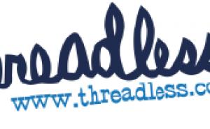 Site Showcase: Threadless