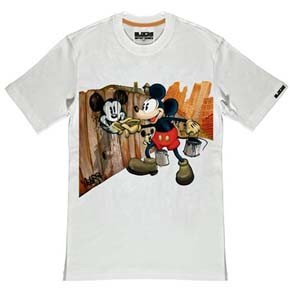 Urban Retro BLOC28 Disney T-shirts
