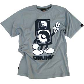 New Retro T-Shirts By Chunk