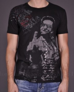 johnny cash tee shirt