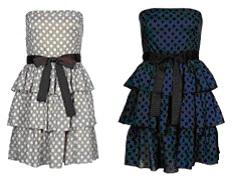 Lace Up Brogue Dress